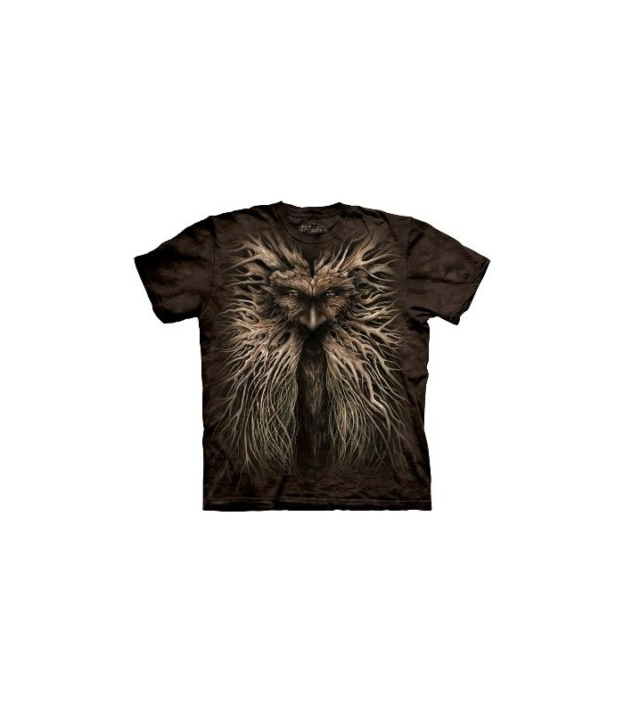 Oak Man - Metaphysical T Shirt by the Mountain