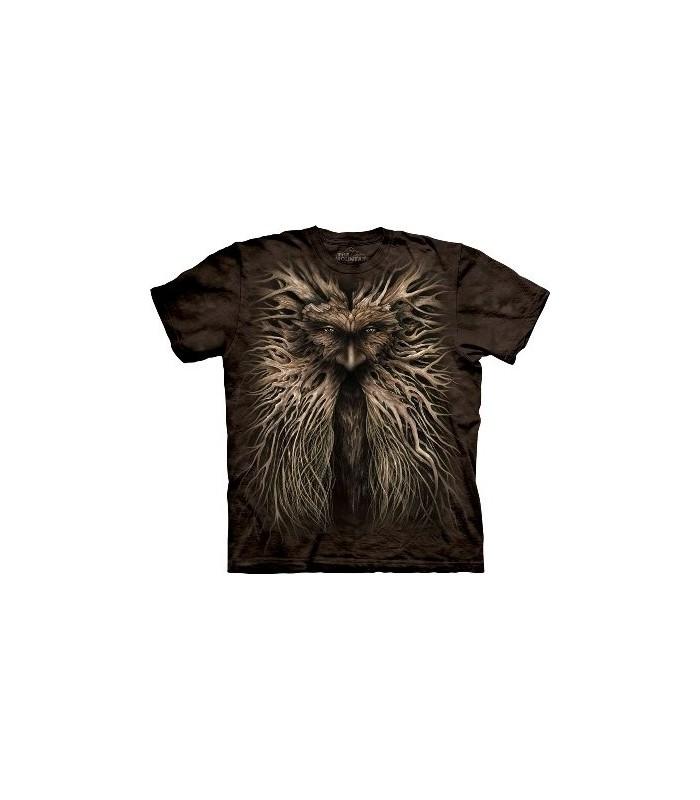 T-Shirt Homme Chêne par The Mountain