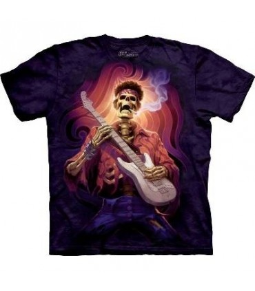 Dead Groovy The T Shirt by the Mountain