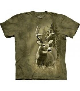 T-Shirt Mâle de Gazelle par The Mountain