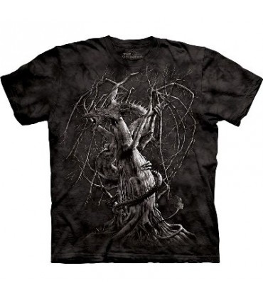 Dragons Fall - Dragon Shirt The Mountain