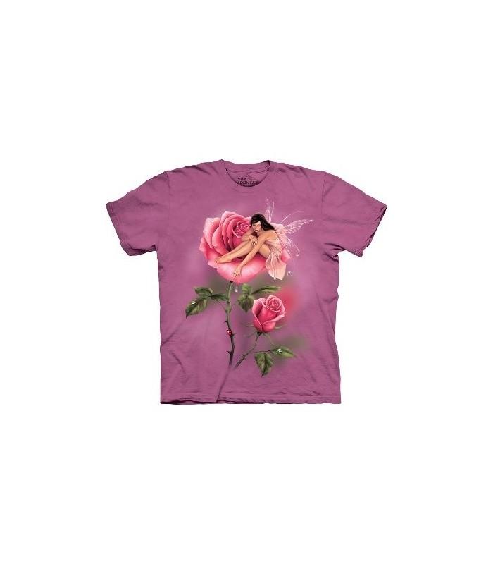 En Fleur - T-shirt Fée par The Mountain