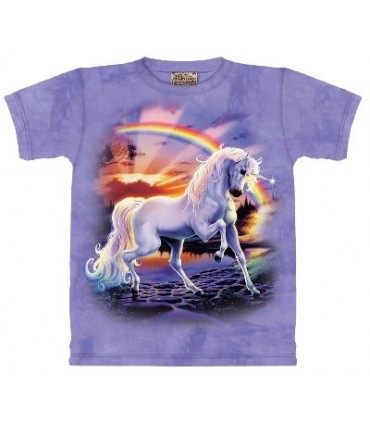 Rainbow Unicorn - Fantasy Shirt