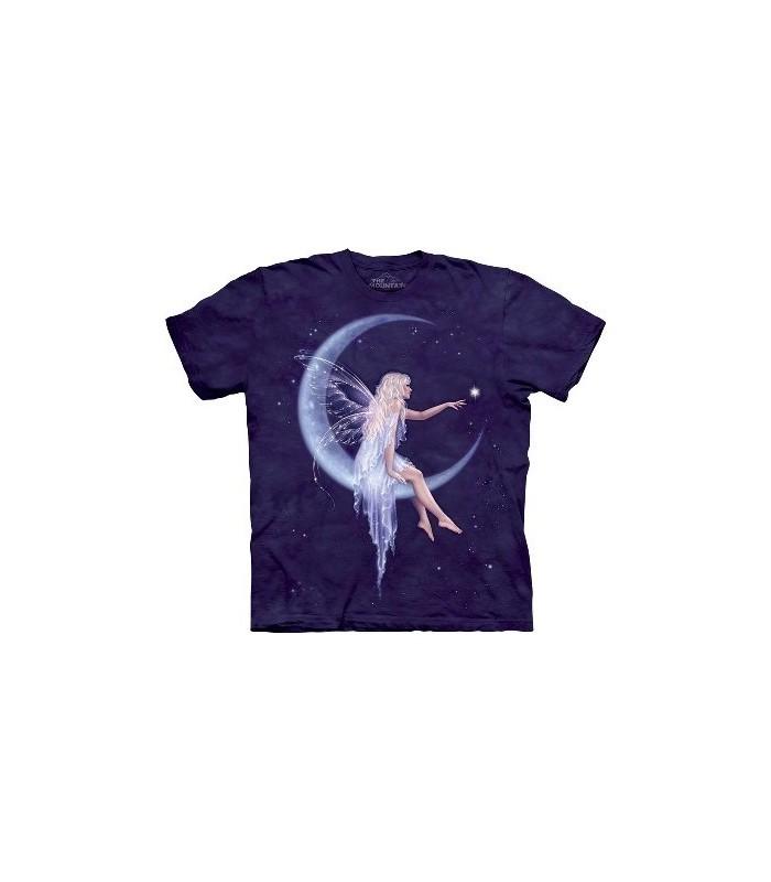 Naissance d'une Etoile - T-shirt Fée par The Mountain