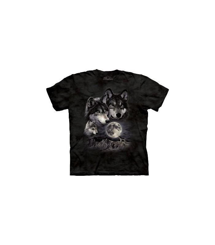 Wolf Family - Zoo Shirt The Mountain