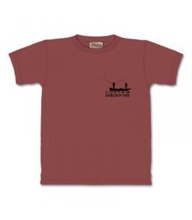 Bon Temps - T-shirt Pêche par The Mountain