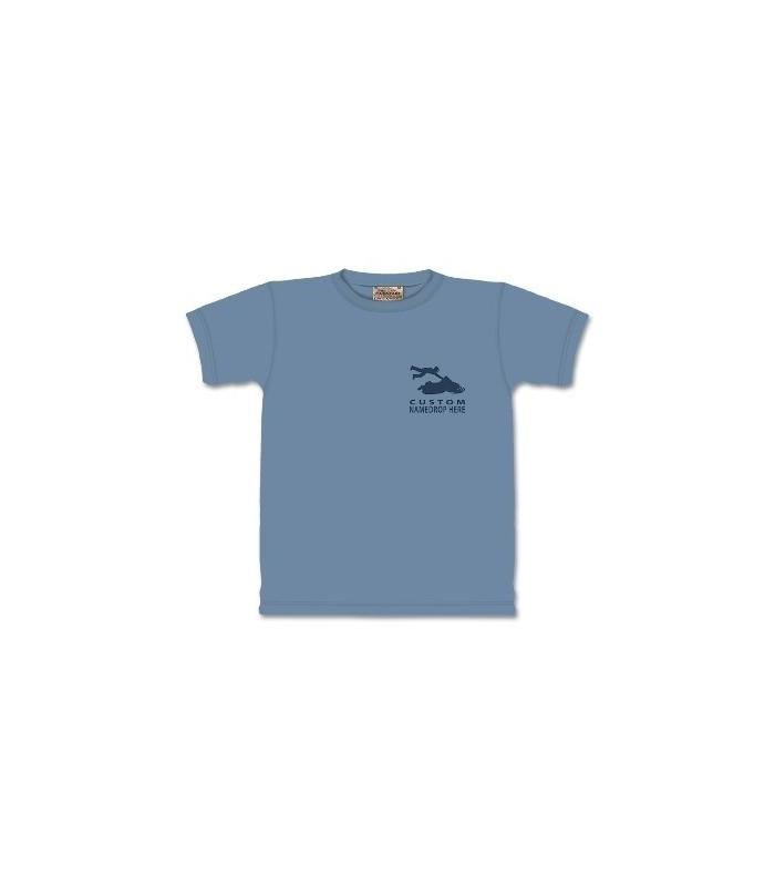Confiance - T-Shirt Motoneige par The Mountain