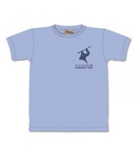 Wishbone - Snowboard T Shirt