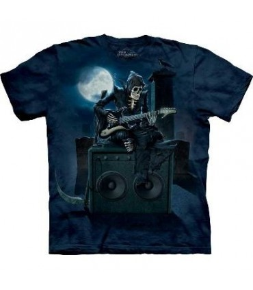 T-Shirt Tribute Biker par The Mountain