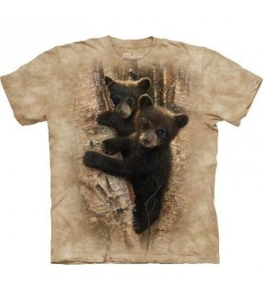 Curious Cubs - Animals T Shirt by the Mountain