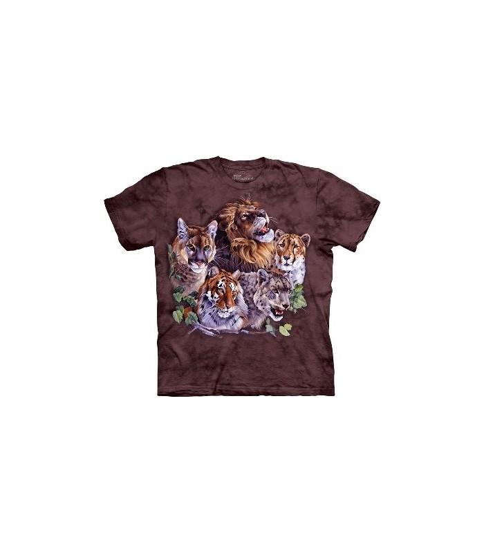 T-Shirt Big Five par The Mountain