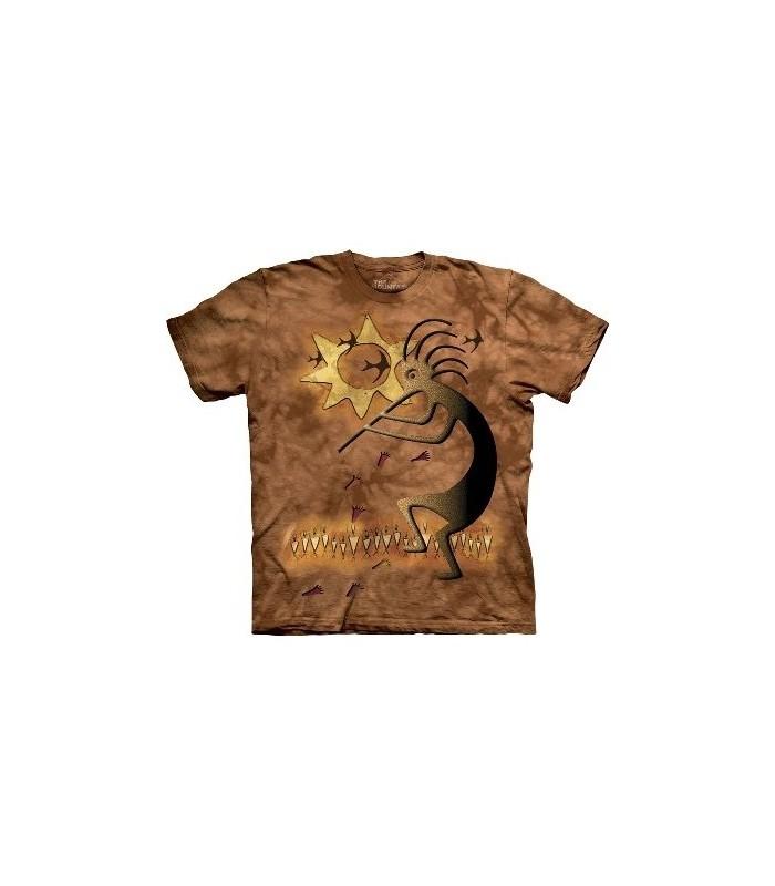 Fertility Glyph - Native Americans T Shirt by The Mountain