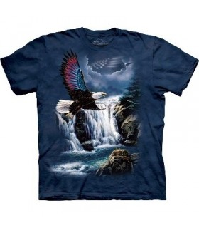 Independence - Birds T Shirt by the Mountain