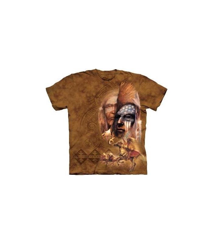 La Légende - T-shirt Indien The Mountain