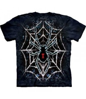 Araignée Tie-Dye - T-shirt The Mountain