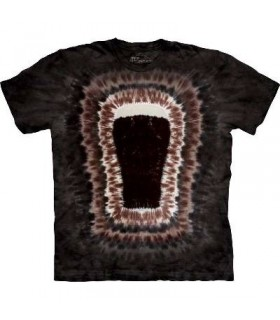 Pinte Tie-Dye - T-shirt The Mountain