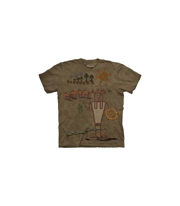 T-Shirt Générosité par The Mountain