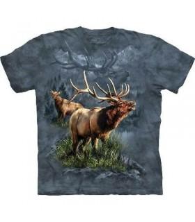 T-shirt Elan Protecteur The Mountain