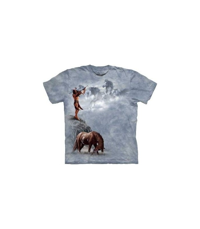 L'Offrande - T-shirt Indien The Mountain