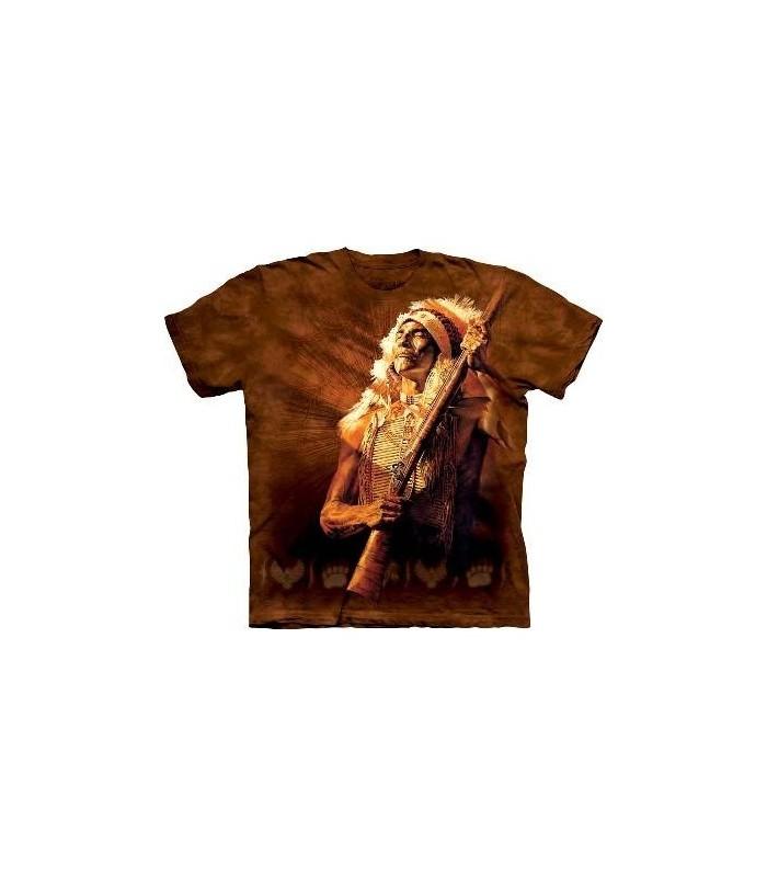 Cessons de parler - T-shirt Indien The Mountain