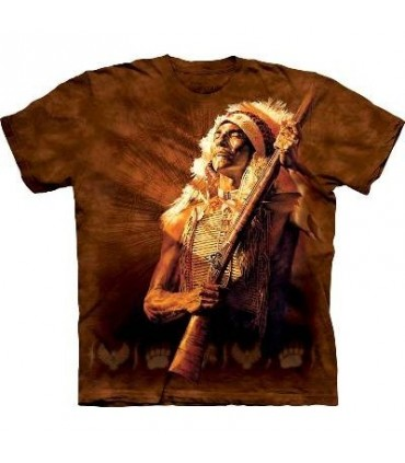 Cessons de parler - T-shirt Indien The Mountain