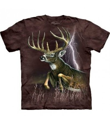 Elan sous les éclairs - T-shirt Elan The Mountain
