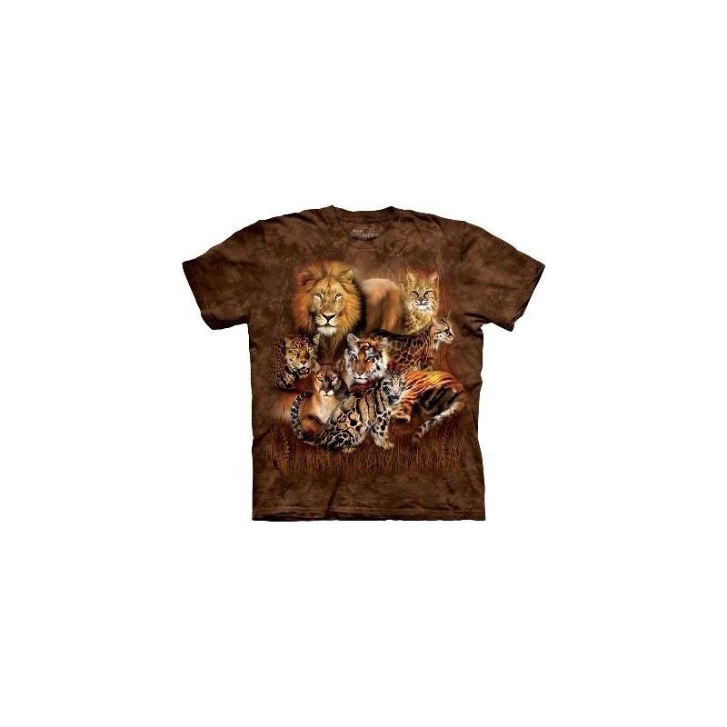 Cat Power - Big CatT Shirt by the Mountain