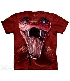 Mamba Rouge - T-shirt serpent The Mountain