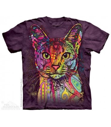 Abyssinian - Cat T Shirt The Mountain