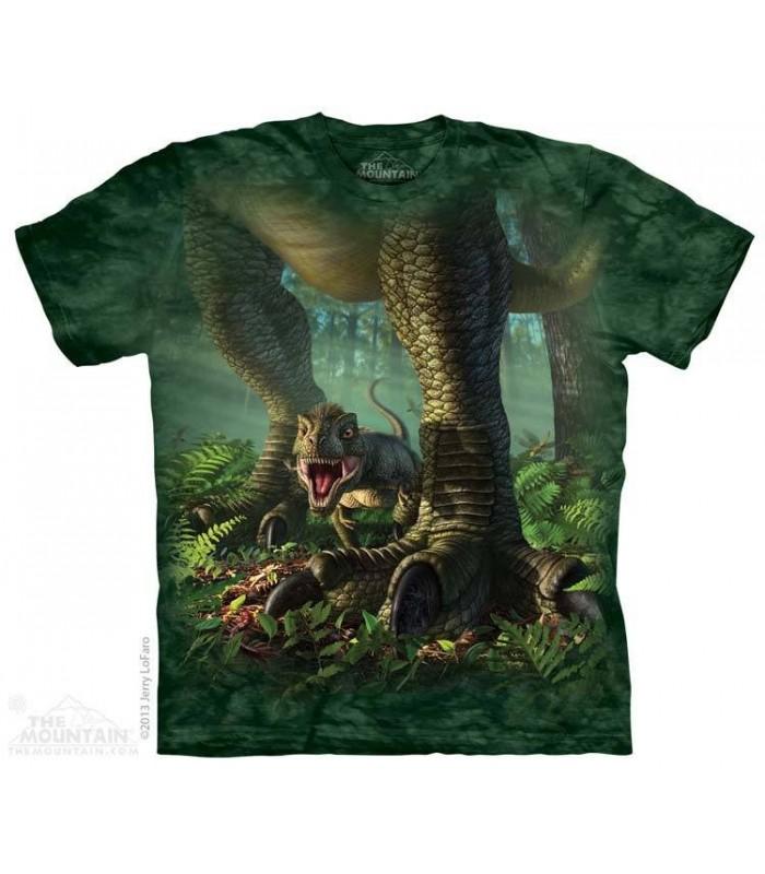 Wee Rex - Dinosaur T Shirt The Mountain