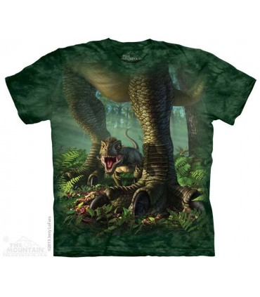 Bébé T-Rex - T-shirt Dinosaure The Mountain